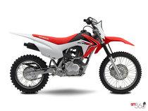 2017 Honda CRF125F