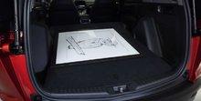 2017 Honda CR-V: Adjustable Cargo Lid