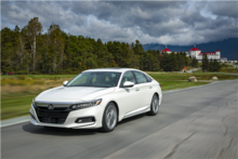 La Honda Accord 2018 en vente bientôt