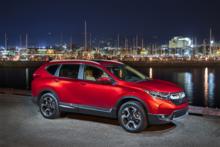 Il y a beaucoup de choses à aimer à propos du Honda CR-V 2018