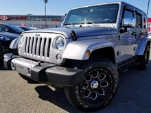 Jeep Wrangler Unlimited Sahara ULIMITED, MAGS, NAVIGATION, 2 Toits 2016
