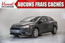 Ford Focus 2015+SE+BERLINE+CUIR+TOIT+CAMERA RECUL+BLUETOOTH 2015