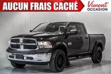 2016 Ram 1500 2016+4WD+COUVRE-CAISSE+ROUE DE 20 POUCES+BLUETOOTH