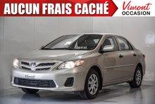 Toyota Corolla 2011+CE+PORTES ET MIROIRS ELECTRIQUES 2011