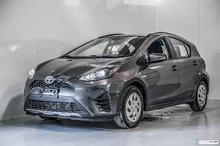 2018 Toyota Prius C HYBRIDE 69$/SEMAINE!