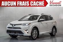 2018 Toyota RAV4 2018+HB+PLATINUM+AWD+NAV+CUIR+TOIT+CAMERA RECUL