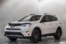2018 Toyota RAV4 SE AWD 2000$ ACCESSOIRES INCLUS!!