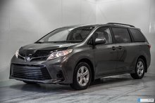 2019 Toyota Sienna LE 1500$ D'ACCESSOIRES INCLUS