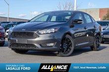 Ford Focus SEL | Ens. Sport | Sieges Chauff. | Toit ouvrant 2017