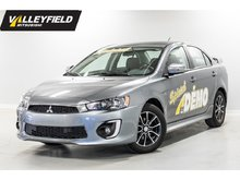 2017 Mitsubishi Lancer SE LTD 0% d'intérêt! DÉMO!