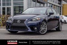 2015 Lexus IS 250 LUXURY PACKAGE