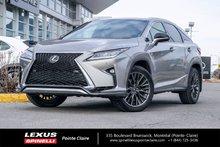 2017 Lexus RX 350 **F-SPORT SERIES 2**