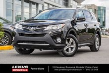 2015 Toyota RAV4 **XLE**AWD**