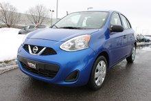 Nissan Micra AUTOMATIQUE*GARANTIE PROLONGEE INCLUSE* 2015