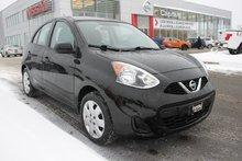 Nissan Micra AUTOMATIQUE*SV*CAMERA DE RECUL* 2015
