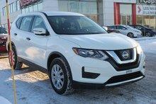 Nissan Rogue S*AUTO*CAMERA*BANCS CHAUFFANTS* 2017