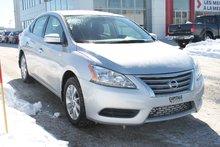 Nissan Sentra SV*AUTOMATIQUE*MAG*CAMERA*PUSH START* 2015