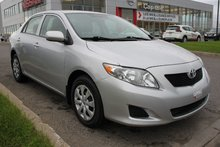 Toyota Corolla CE*AUTOMATIQUE*AIR CLIMATISE* 2009
