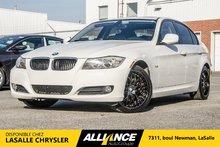 2010 BMW 323 i 323i | CUIR | SIEGES CHAUFFANTS |