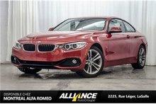 2015 BMW 428 xi Xdrive  Ensemble Sport Executif