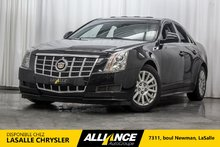 2012 Cadillac CTS SEDAN | AWD | CUIR | TOIT | COMMANDE AU VOLANT |