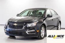 2016 Chevrolet Cruze 2LT Cuir, toi ouvrant, bas kilométrage!