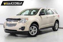 Chevrolet Equinox BLUETOOTH,LECTEUR CD, TELEDEVEROUILLAGE 2012