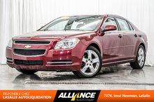 2011 Chevrolet Malibu LT Platinum Edition | SIEGES CHAUFFANTS |