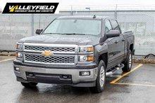 2015 Chevrolet Silverado 1500 4WD CREW CAB SHORT BOX ONSTAR, ECRAN TACTILE, CAME