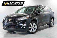 2016 Chevrolet Traverse LT, AWD, SIEGES CHAUFFANTS, 7 PASSAGERS