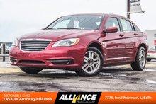 2012 Chrysler 200 LX  |  BLUETOOTH | GROUPE ELECTRIQUE...