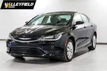 2015 Chrysler 200 LX 3 en inventaire, venez choisir la vôtre!