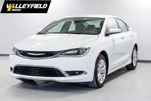 2015 Chrysler 200 Limited Bas kilométrage, comme neuf!