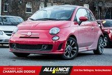2015 Fiat 500 sport UN BIJOU TURBO