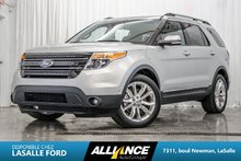 Ford Explorer LIMITED | 4WD | CAMERA | SIEGES CHAUFFANTS | 2014
