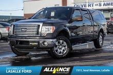2012 Ford F-150 XLT | ECO-BOOST | SUPER CREW | 4X4 | AVEC BOITE |