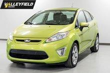 2011 Ford Fiesta SEL Idéal pour étudiant! Toit ouvrant!