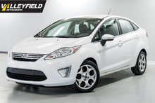 Ford Fiesta SEL - Nouveau en Inventaire 2011