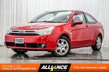 2008 Ford Focus SES | DURATEC 2.0L |