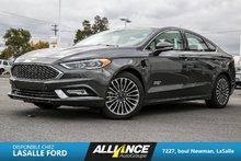 Ford Fusion Energi PLATINE 2017