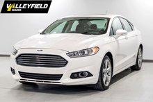 2014 Ford Fusion SE 1 seul proprio, IMPECCABLE!