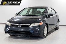 Honda Civic DX-G Nouveau en inventaire! 2006