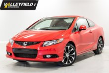 2013 Honda Civic Si (M6) Garantie complète Oct./2020!