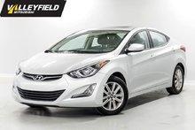 Hyundai Elantra Toit Ouvrant et plus! 2016