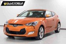 Hyundai Veloster Tech GPS TOIT PANORAMIQUE 2015