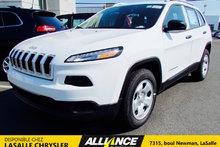 2016 Jeep Cherokee SPORT | CAMERA | V6 | 4x4