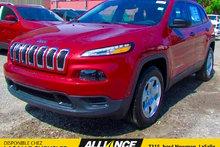 Jeep Cherokee SPORT CAMERA V6 4x4 2016