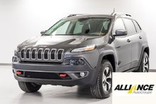 2016 Jeep Cherokee TRAILHAWK 4 PNEUS D'HIVER*