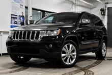 Jeep Grand Cherokee LAREDO,70E ANNIVERSAIRE,4X4,CUIR,NAV 2011