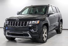 2014 Jeep Grand Cherokee LIMITED AWD CUIR NAV CAMÉRA DE RECUL